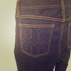 Tory Burch Bootcut Jeans